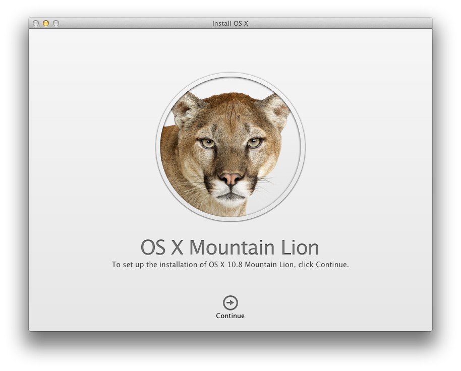 How to Make a Bootable OS X 10.8 Mountain Lion USB Install Drive