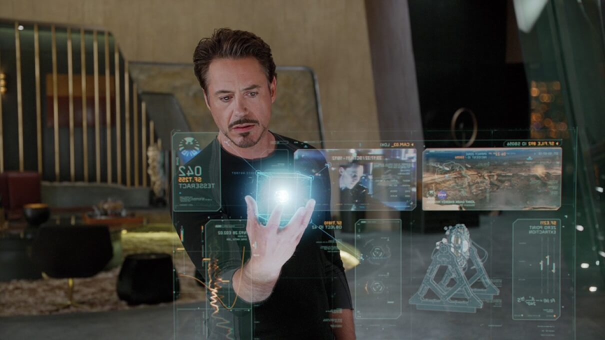 Iron Man Technology at Your Fingertips!