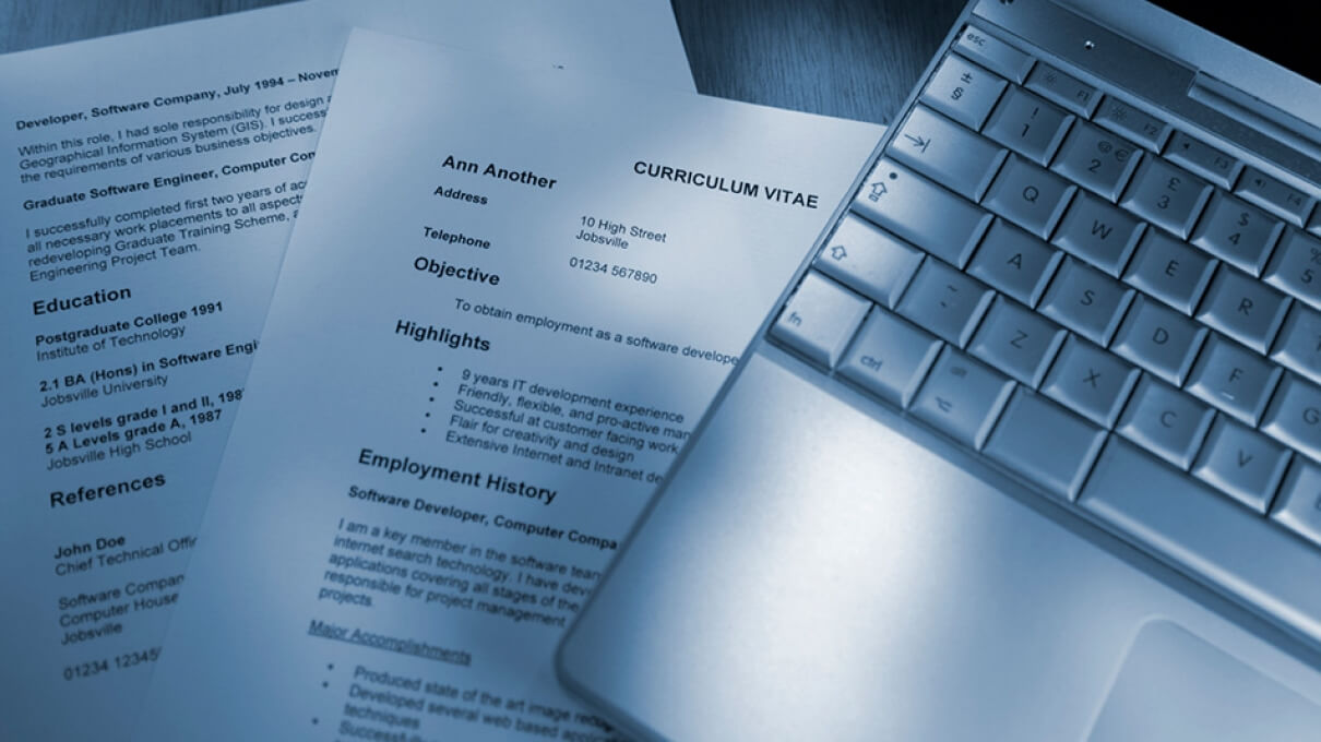 7 Mistakes to Avoid When Writing a CV