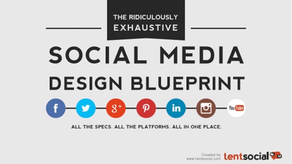 A Complete Social Media Image Size Guide [INFOGRAPHIC]