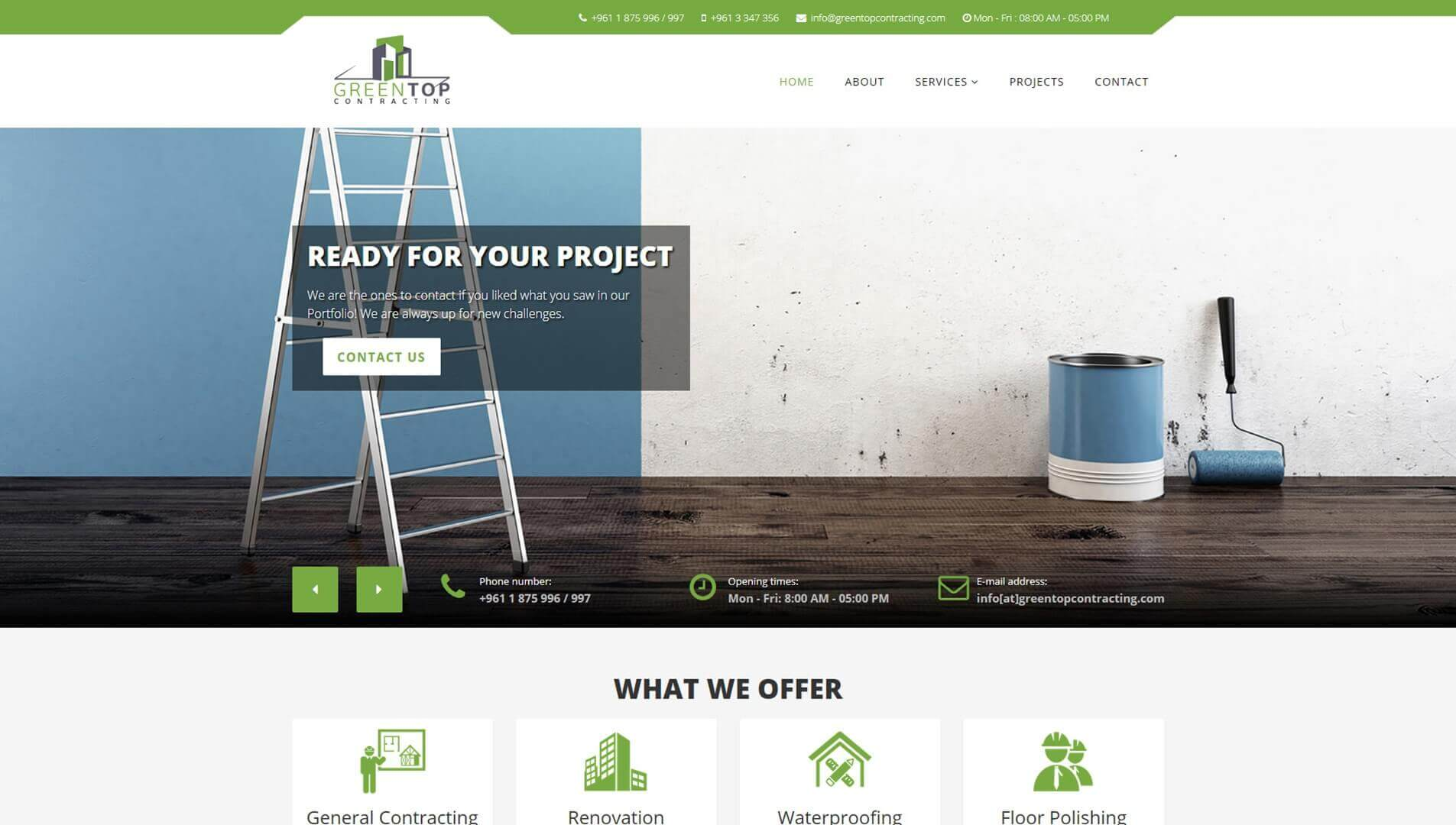 Green Top Contracting