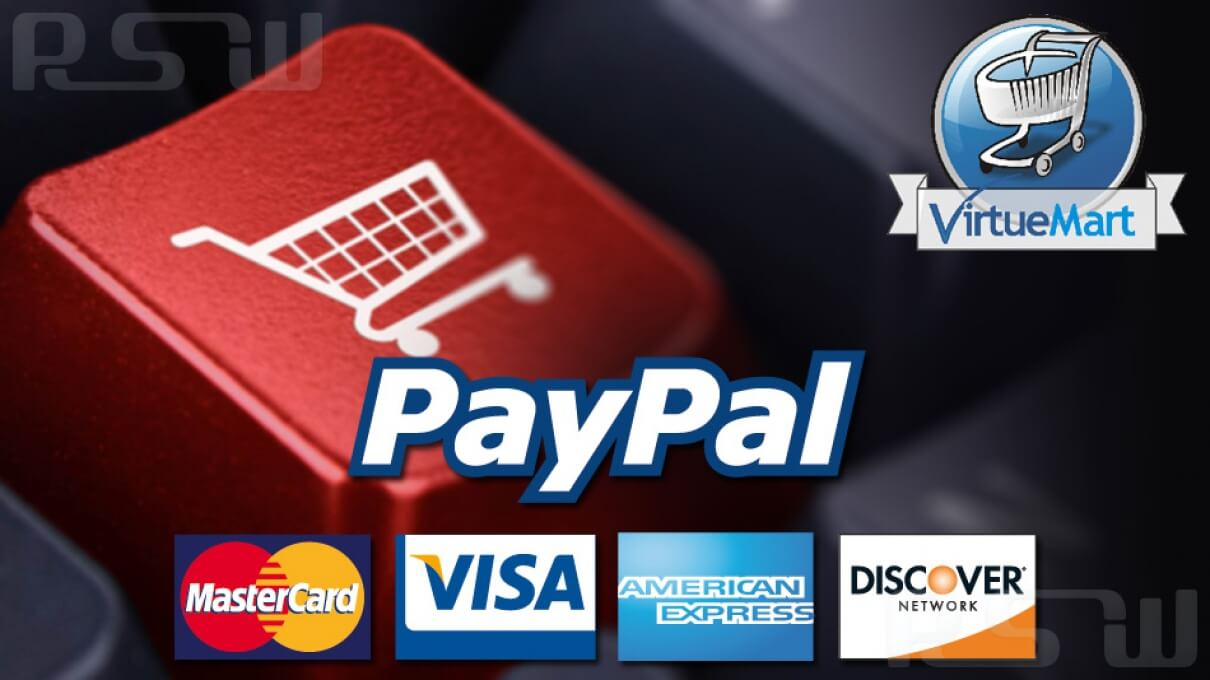 How to Setup Paypal in VirtueMart 2.x for Joomla 2.5.x