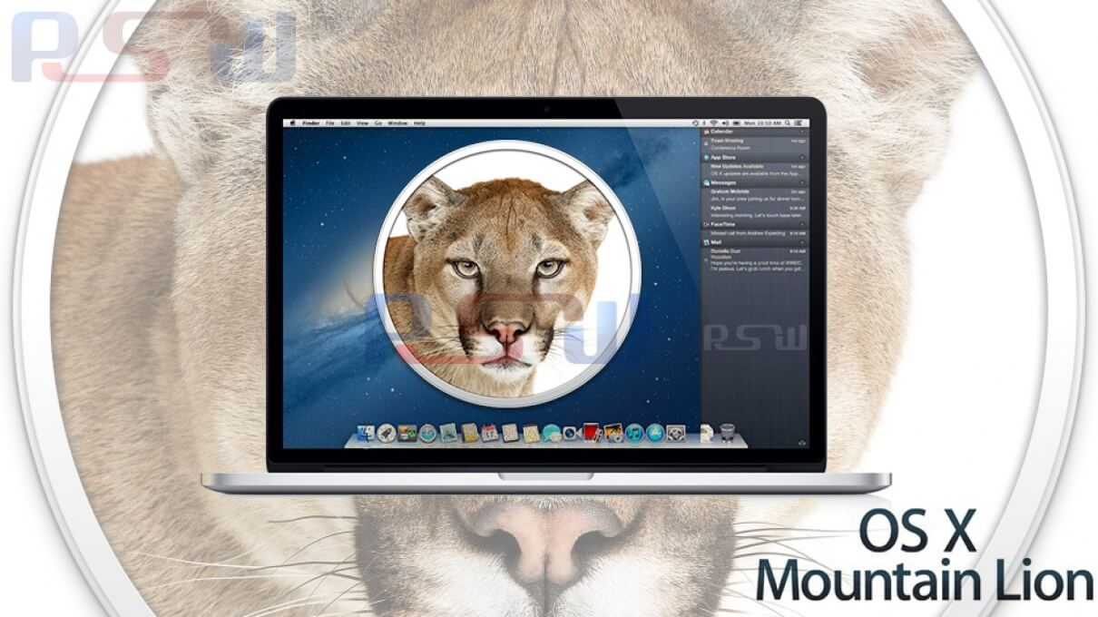 How to Fresh Install OS X Mountain Lion On Your MacBook