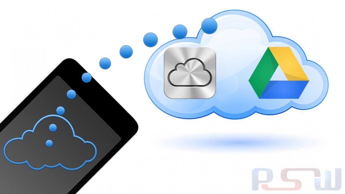 Keep Your Head (and Your Data) in the Cloud: How to Backup your Phone on iCloud and Google